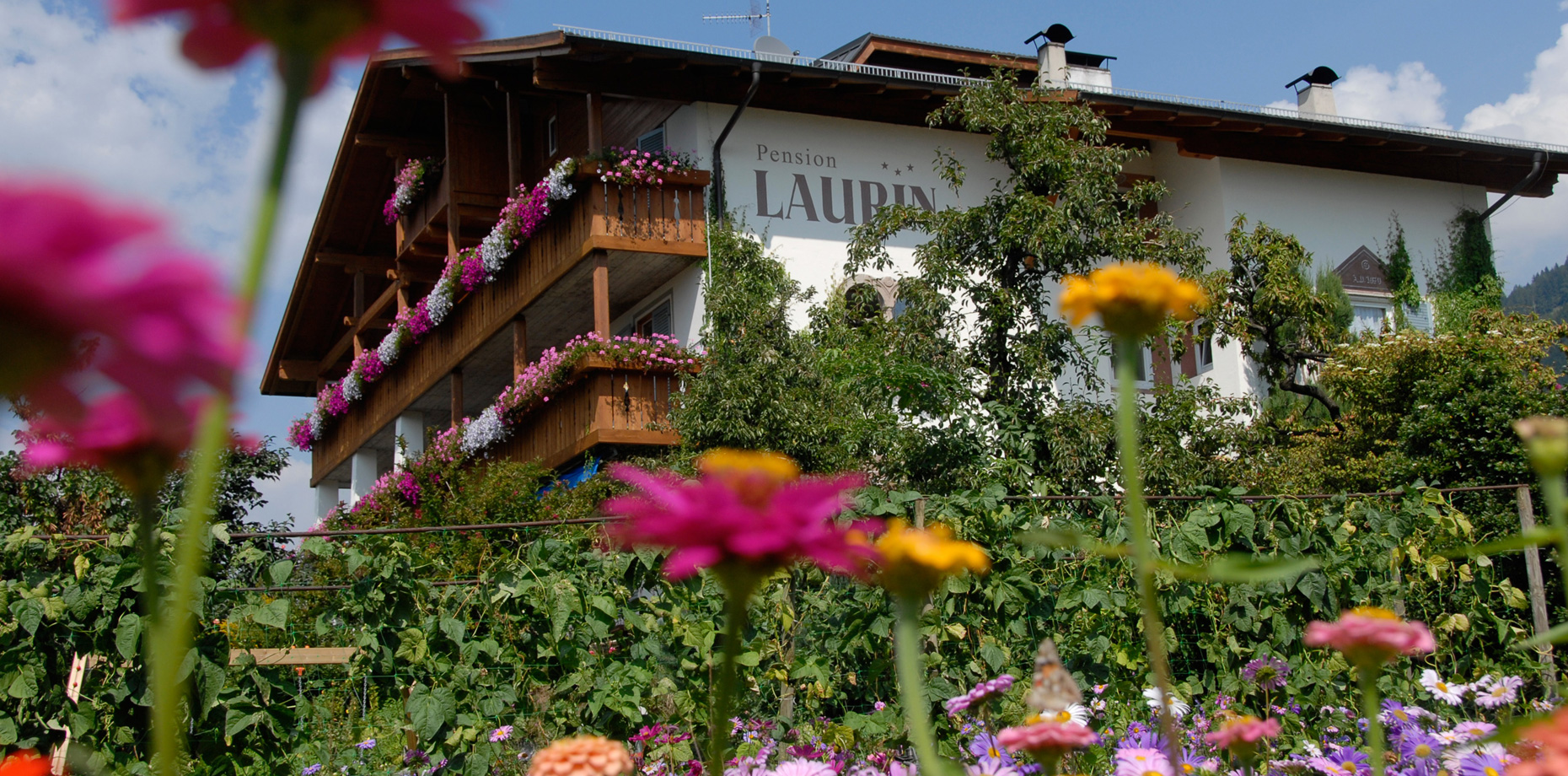 Pension Laurin in Schenna