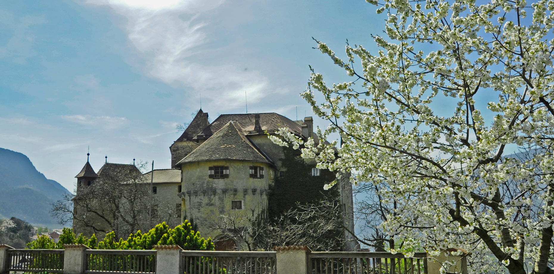 Pension Laurin in Schenna bei Meran